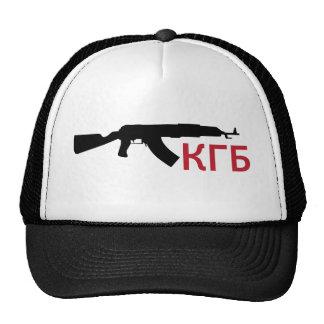 ** KGB ** GORROS BORDADOS