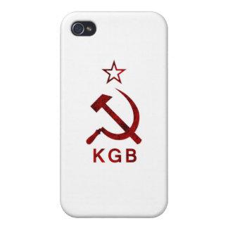 KGB Grunge iPhone 4 Case