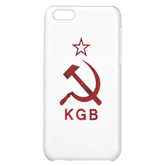 KGB Grunge iPhone 5C Covers