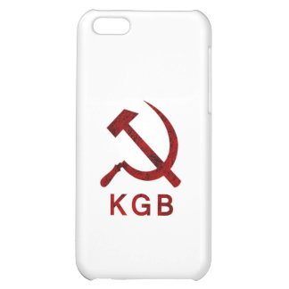 KGB iPhone 5C CASE