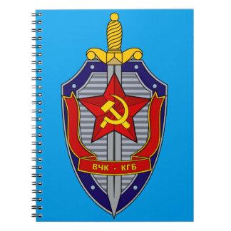 KGB NOTEBOOK