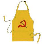 KGB que compite con el delantal