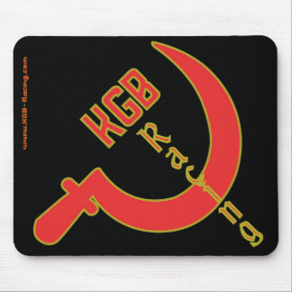 KGB Racing Mouse Pad