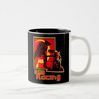 KGB Racing Mug