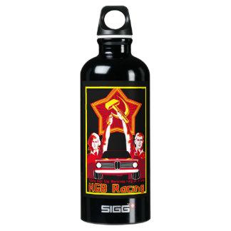 KGB-Racing Poster Water Bottle