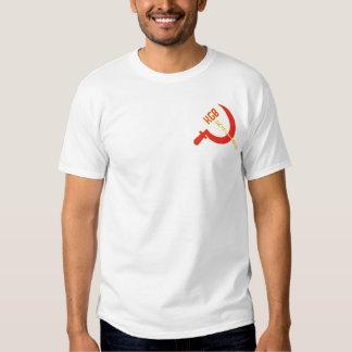 KGB racing t-shirt