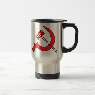KGB Racing Travel Mug