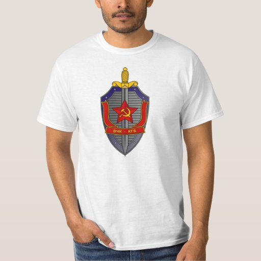 KGB, servicio de seguridad de la Unión Soviética, Poleras