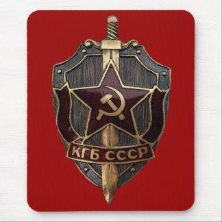 KGB Shield Mouse Pad