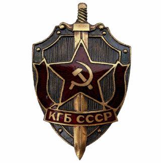 KGB Shield Cut Out