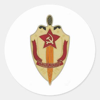KGB STICKERS