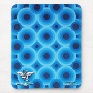 KGdaArtist s Capillary Waves Mouse Pads