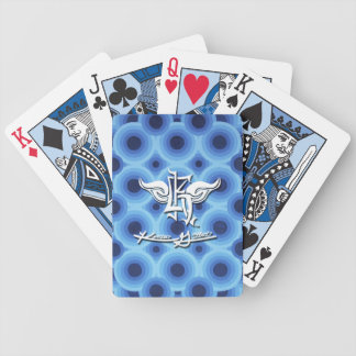 KGdaArtist s Capillary Waves Playing Cards