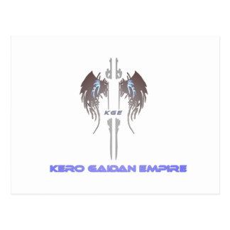 KGE Logo Postcard