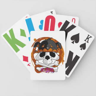 KGurl Rotty Playing Cards