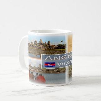 KH Cambodia - Angkor Wat - Coffee Mug