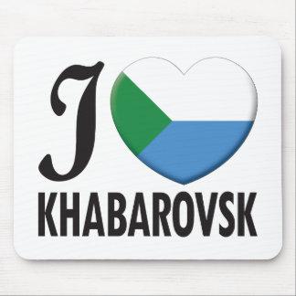 Khabarovsk Love Mouse Pad