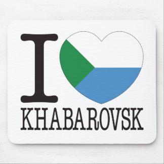 Khabarovsk Love v2 Mousemats
