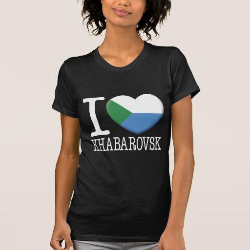 Khabarovsk T-shirts