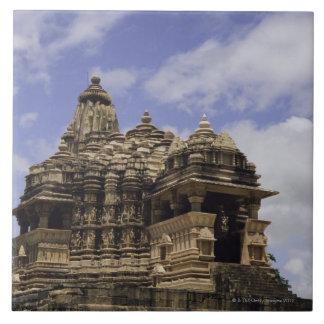 Khajuraho Temple, Madhya Pradesh, India Ceramic Tile