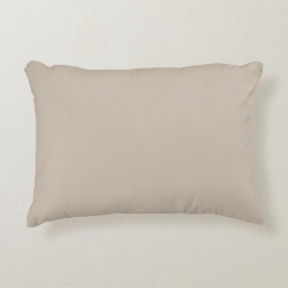 """Khaki"" Accent Pillow"