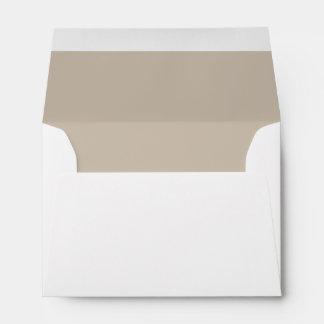 Khaki Envelope