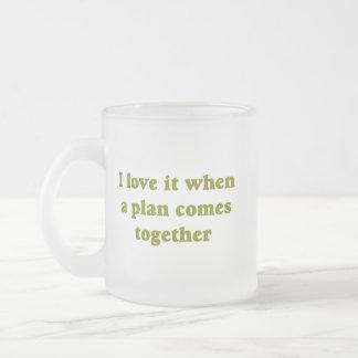 Khaki I Love It Mug