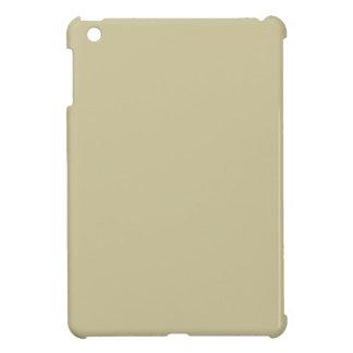 Khaki Solid Color Cover For The iPad Mini