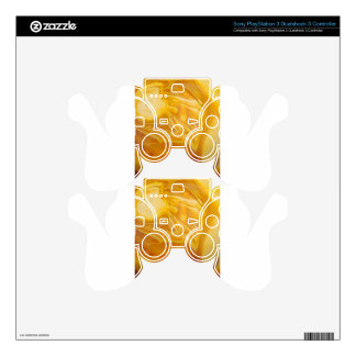Khaki Swirl Skins For PS3 Controllers