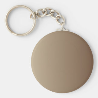 Khaki to Coffee Vertical Gradient Keychain