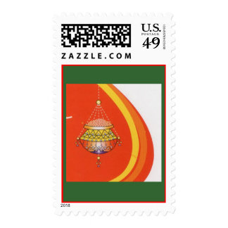 Khaleda Postage Stamp