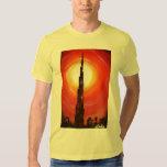 khalifa del burj camisas