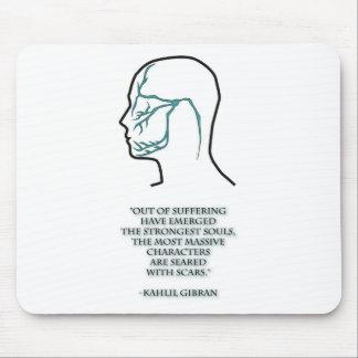 Khalil Gibran mousepad