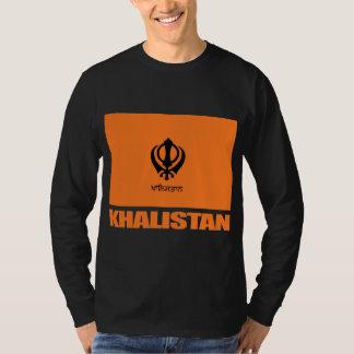 Khalistan Flag Apparel T-Shirt