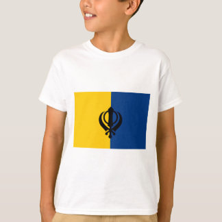 Khalistan Flag T-Shirt