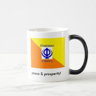 Khalistan, Khalsa Raj, Magic Mug