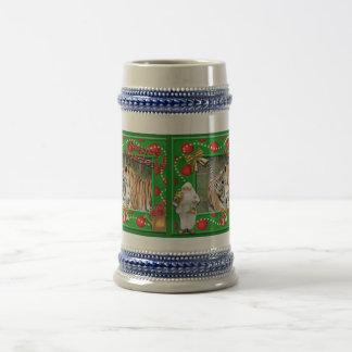 Khan & China-c-143 copy Beer Stein
