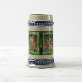 Khan & China-c-19 copy Beer Stein