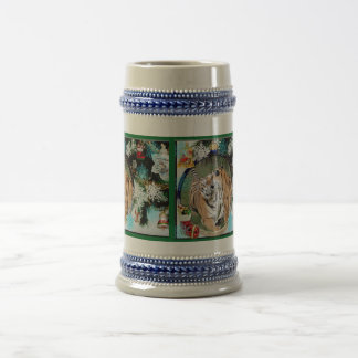 Khan & China-c-25 copy Beer Stein