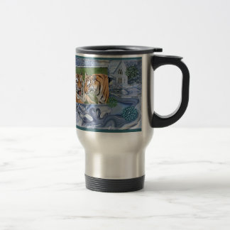 Khan China-c-36 copy Coffee Mugs