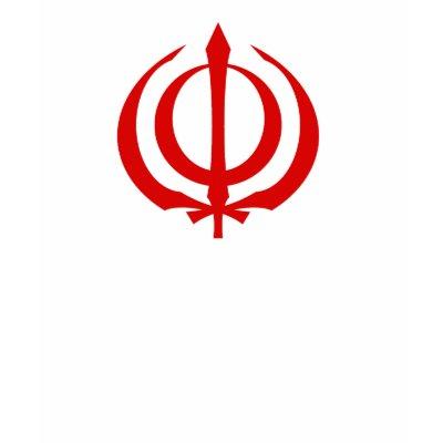 khanda tattoo