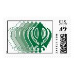 khanda stamps