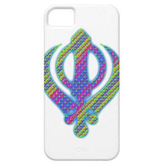 Khanda trippy iPhone SE/5/5s case