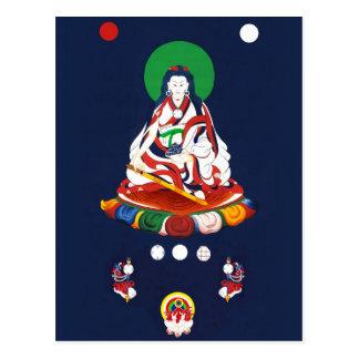 Khandro Chö-ying Nyima 'ö-Zér postcard