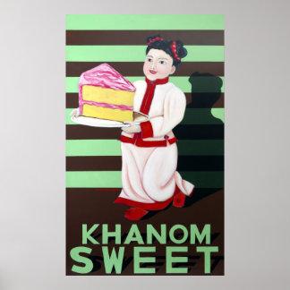 Khanom Sweet Poster