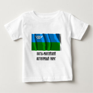 Khantia-Mansi Autonomous Okrug Flag Tshirts