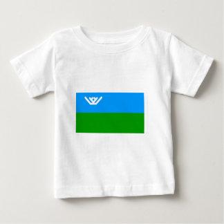 Khantia-Mansi Autonomous Okrug Flag Tee Shirt