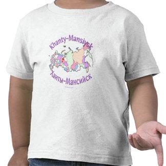Khanty-Mansiysk Russia Shirt