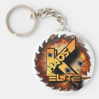 Khaos Elite Keychain