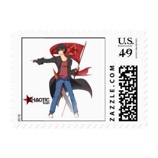 Khaotic Kon Mail Call! Postage Stamps